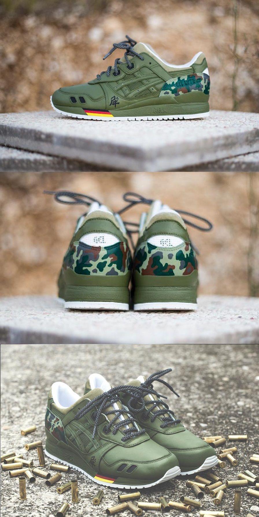 3 Lyte German Pinterest Gel Zapatillas Camouflage Asics wqSv60zxx