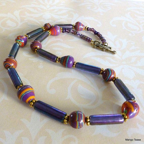 Fiesta Necklace by MangoTease