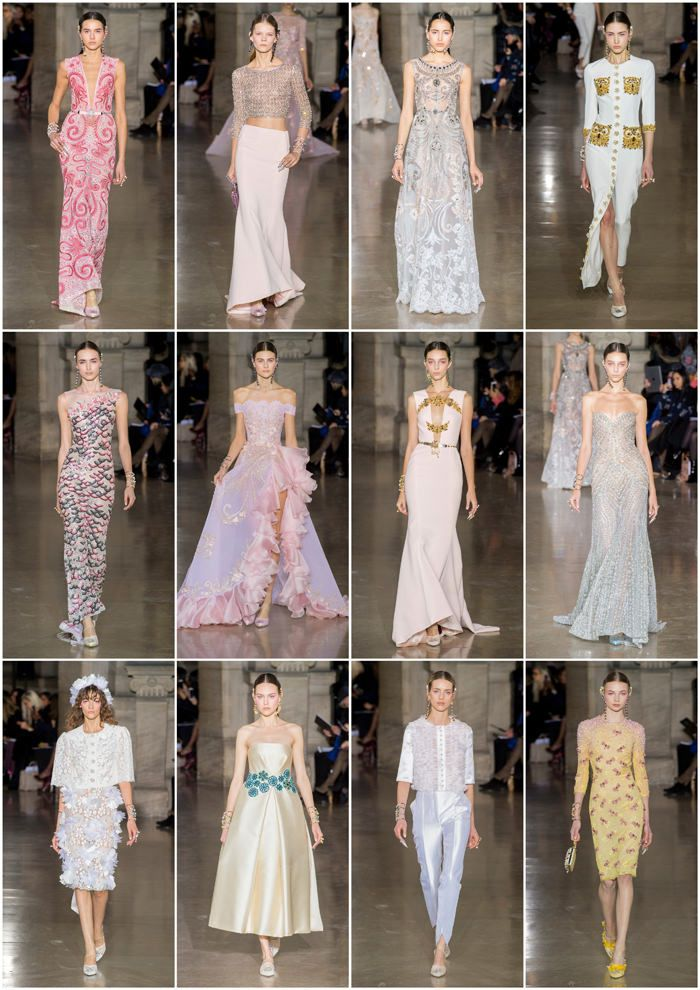 Georges Hobeika Spring 2017 Couture Collection | Tom + Lorenzo