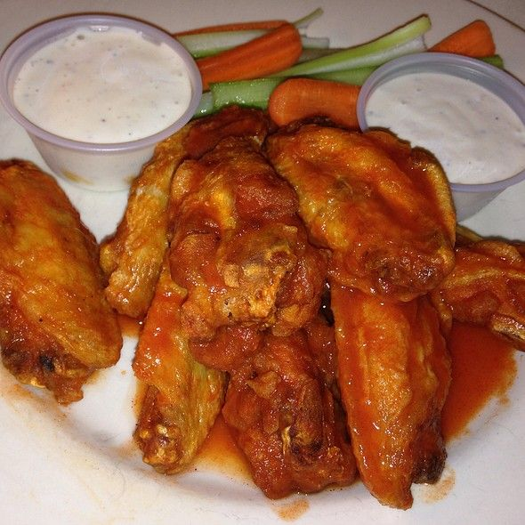 Wings On Fire @ Embassy Suites