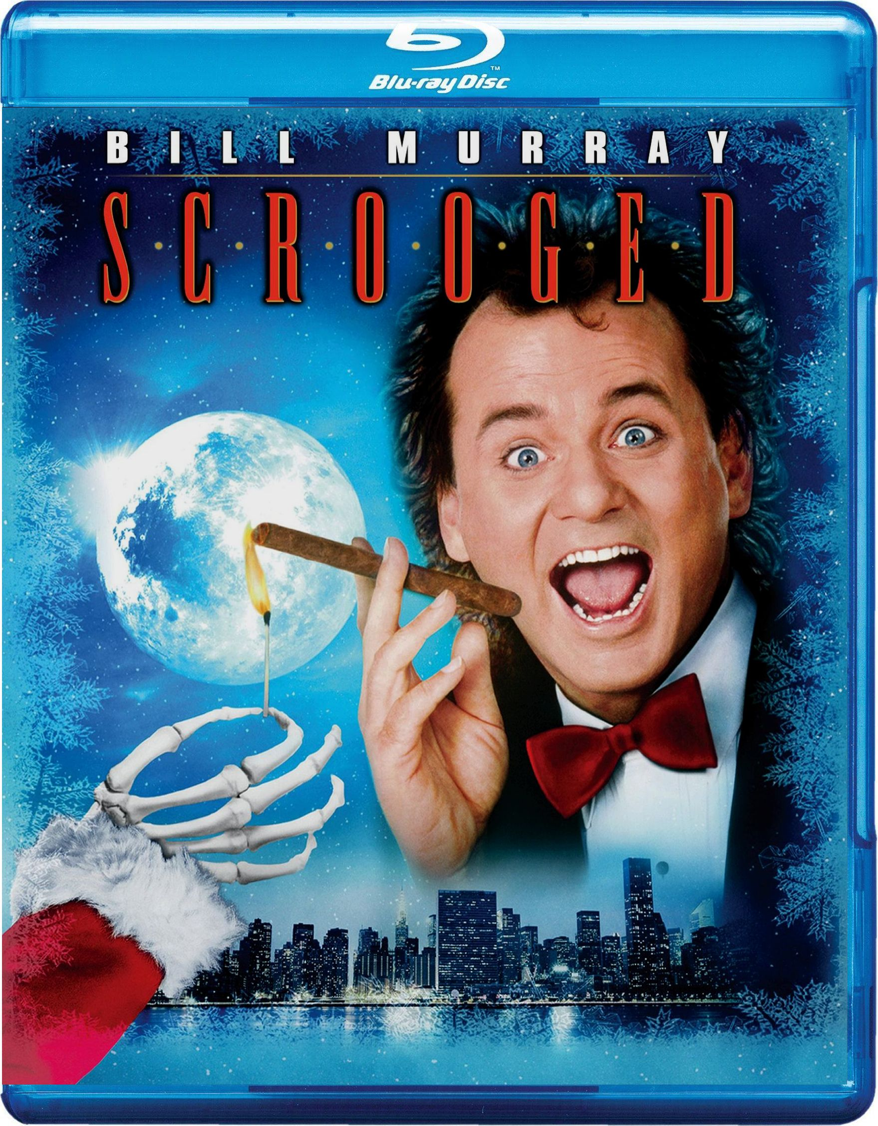 Scrooged Blu-ray | MOVIE COVERS | Pinterest | Christmas Movies ...