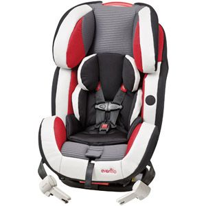 Product Description The Evenflo Symphony DLX All In One Car Seat Now Offers Parents Superior Side Impact Protection To Keep Their Child Safe Alongside Fe