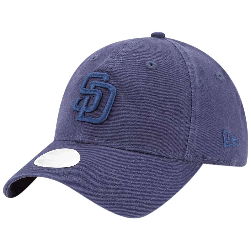 d2d77b0d San Diego Padres New Era Women's Core Classic Tonal Team 9TWENTY Adjustable  Hat – Navy