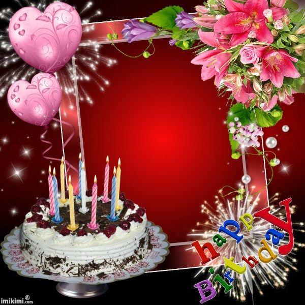 Happy birthday | ect. | Pinterest | Cumpleaños, Feliz cumpleaños y Feliz