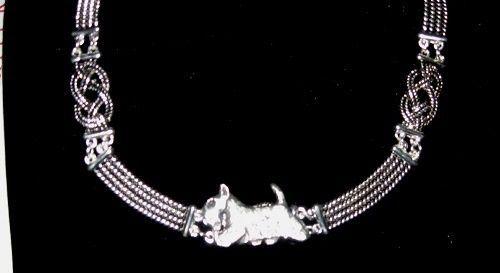 Scottie-Necklace-dog-jewelry-infinity-Celtic-Knot-Scottish-Terrier-Scotty