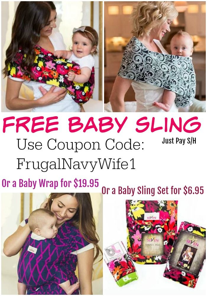 3 Amazing Deals Pick One Or Get All 3 Get A Free Baby Sling Just