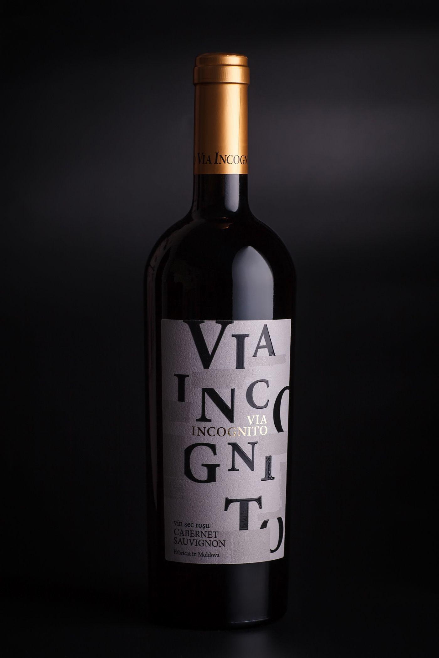 Modern Wine Label Design Via Incognito On Behance Modern Wine Labels Label Design Wine Label Design