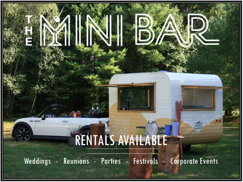 The Mini Bar will be ready for your event! Mini bar, Bar
