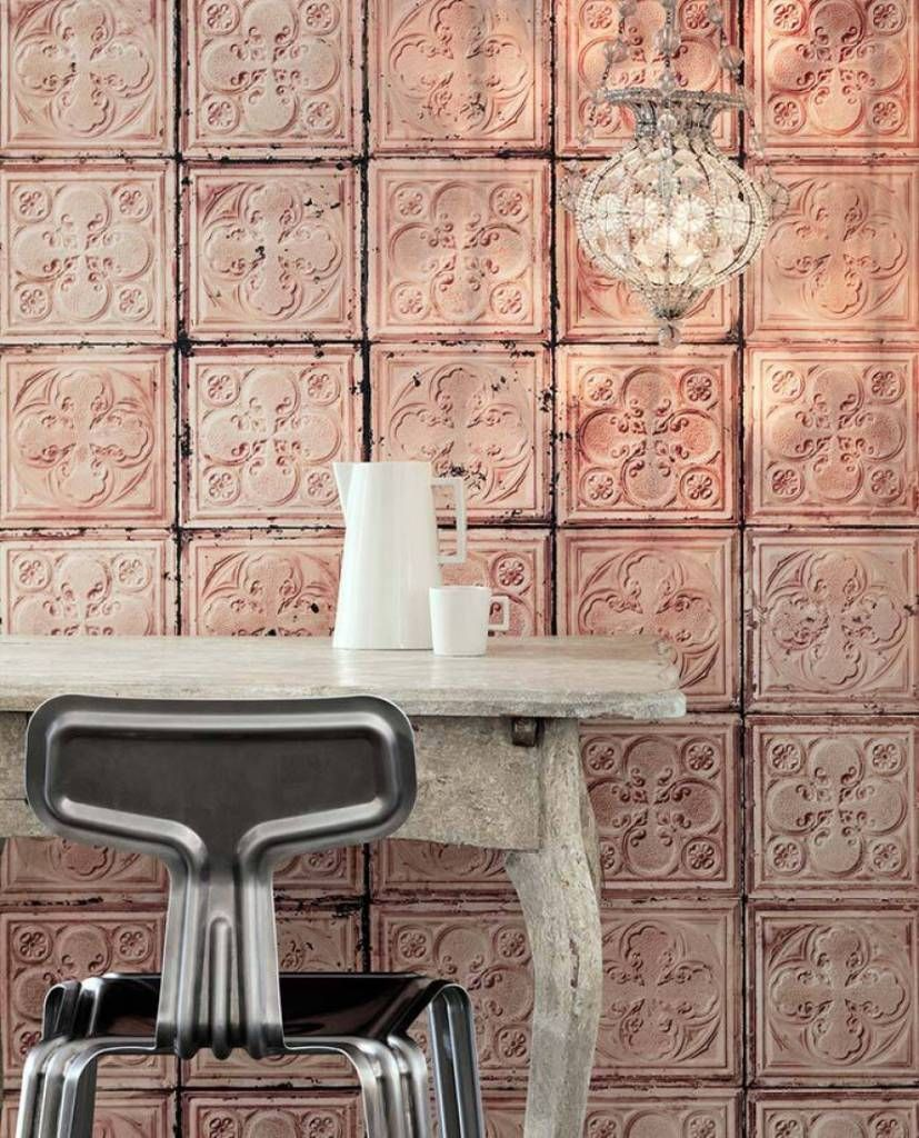 Nlxl behang brooklyn tins 06 femkeido wallpaper for Femkeido rotterdam