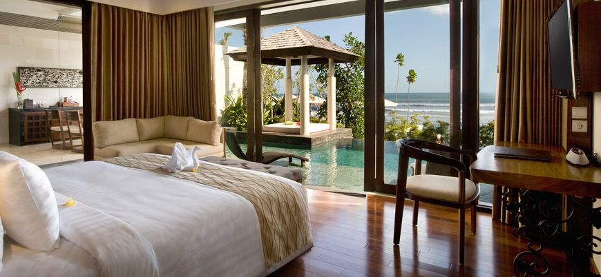 The Seminyak Beach Resort  Spa, Bali - Travel In Style With The - decoration villa de luxe