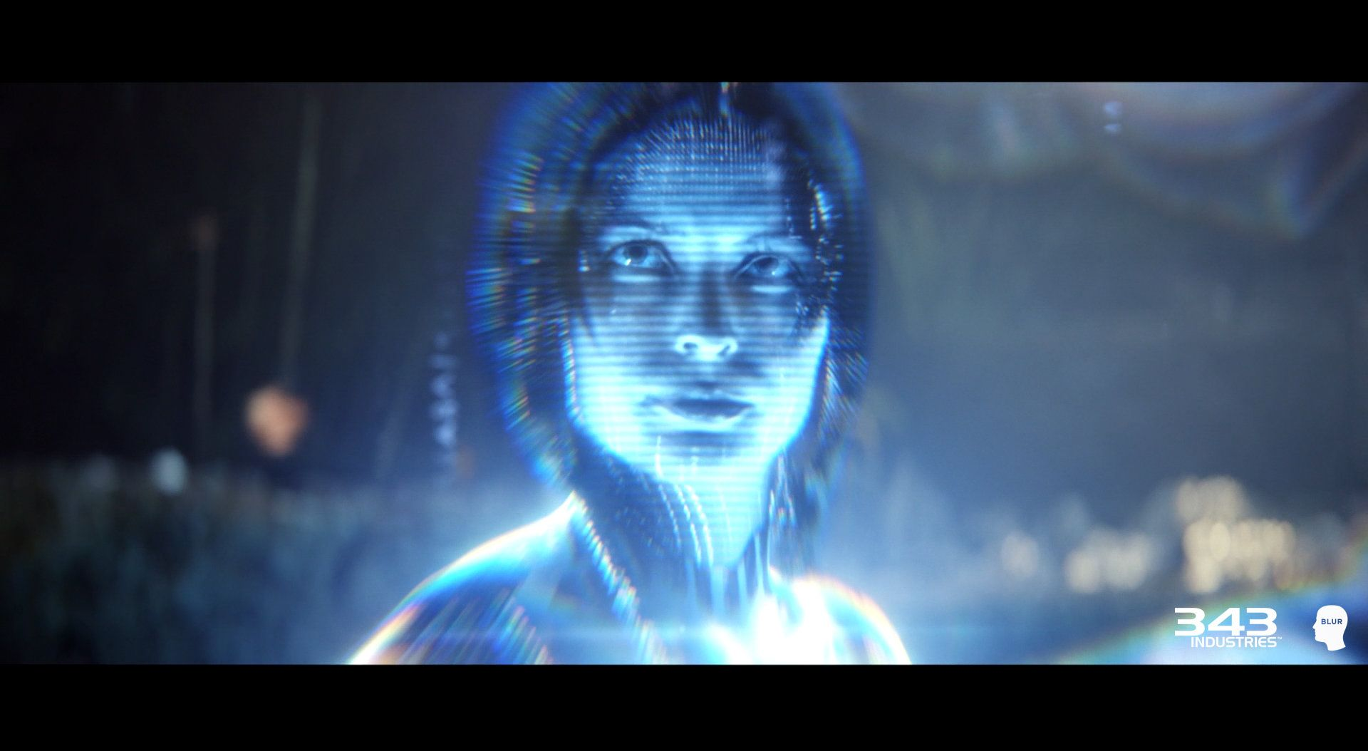 Artstation Halo 2 Anniversary Cutscene Characters Cortana
