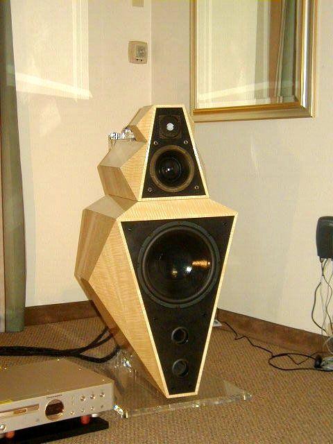 Morkai Audio Diamond F1 - posted in Unique & Distinctive