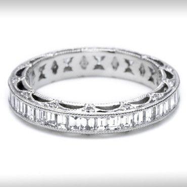 Tacori Anniversary Ring Tacori Wedding Band Diamond Wedding Bands Wedding Ring Bands