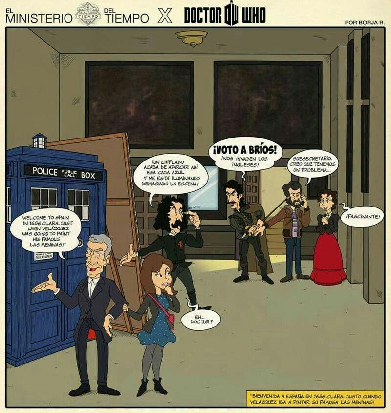 El Doctor en el Ministerio