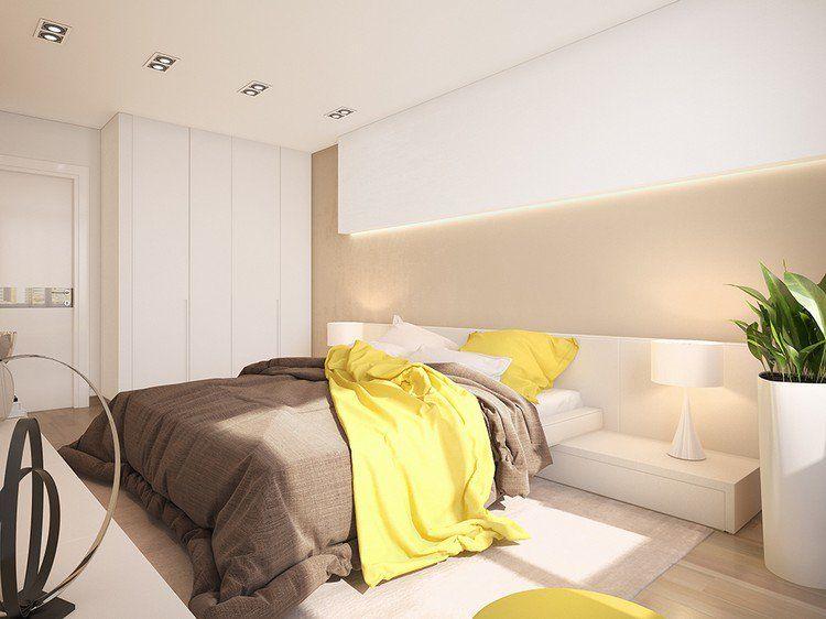 Couleur de peinture pour chambre tendance en 18 photos !   Bedrooms ...