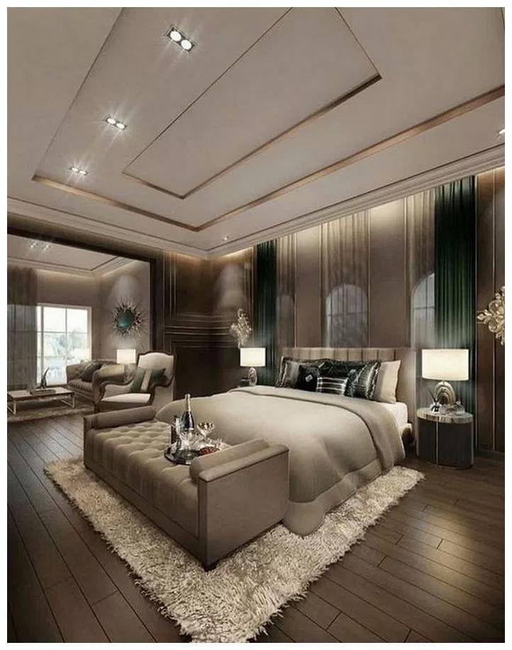 Yellow Bedroom Master Bedroom Closet Big Bedroom Ideas Classic Bedroom Interior Design C Modern Luxury Bedroom Luxury Bedroom Master Luxurious Bedrooms