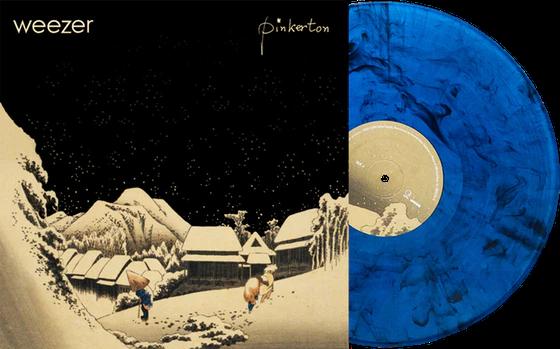 The Vinyl Me Please Record Archive Vinyl Me Please Wishlist Weezer Album Archive