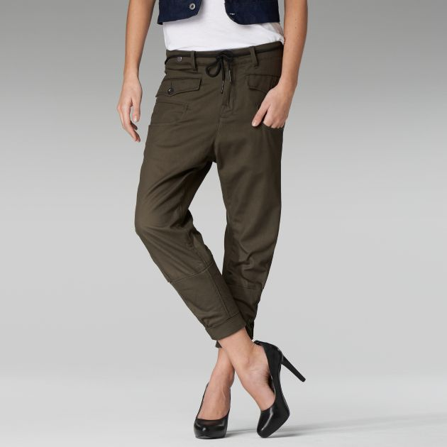 Women's Pants | Just the Product | Femmes | G Star RAW®