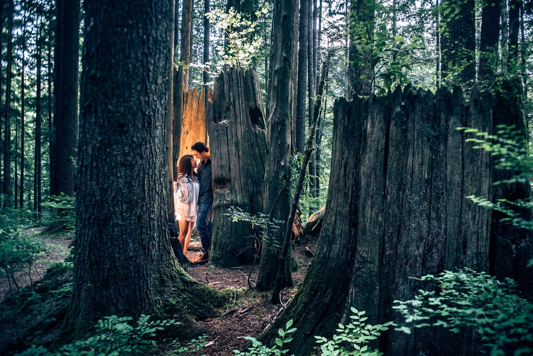 Pacific Northwest Engagement Session | Katie and Brad | engagements ...