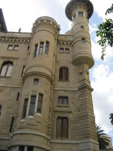 Villa florio palermo art nouveau sicilia italia for Mobili liberty siciliano