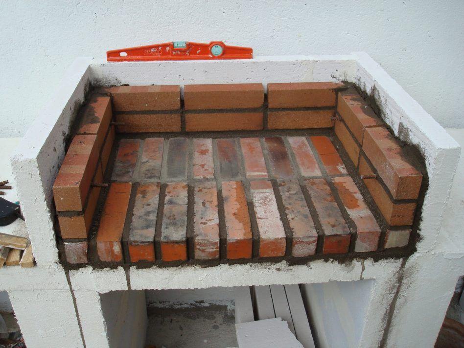 Hausdesign Construction D\u0027un Barbecue Sur Mesure Renaud Le