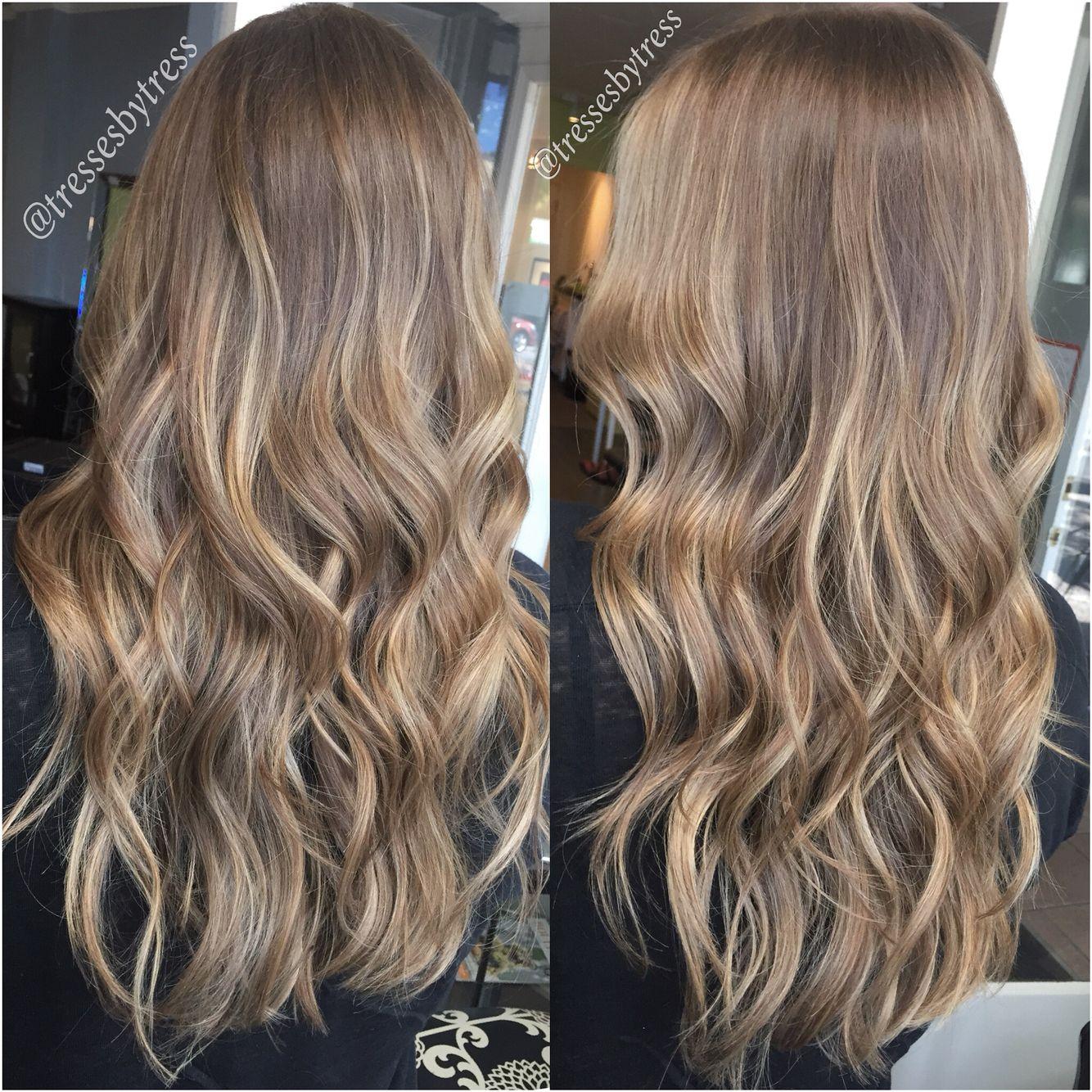Natural soft blonde balayaged highlights ombrebalayage natural soft blonde balayaged highlights natural blonde hair dyedark pmusecretfo Images