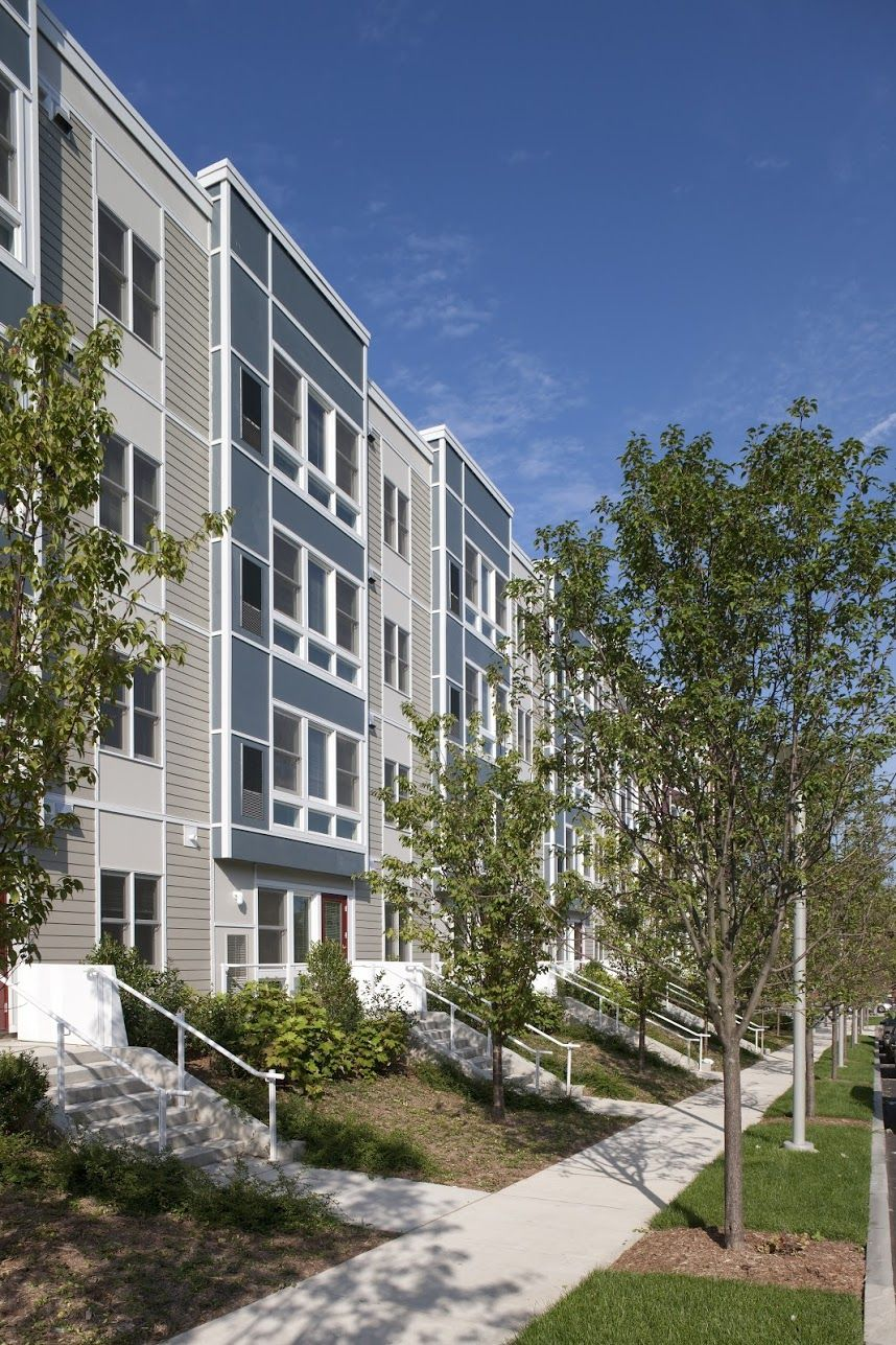 The Apartments And Residences At Metro Green Stamford Green Apartment Building Photography Environmentally Friendly Design
