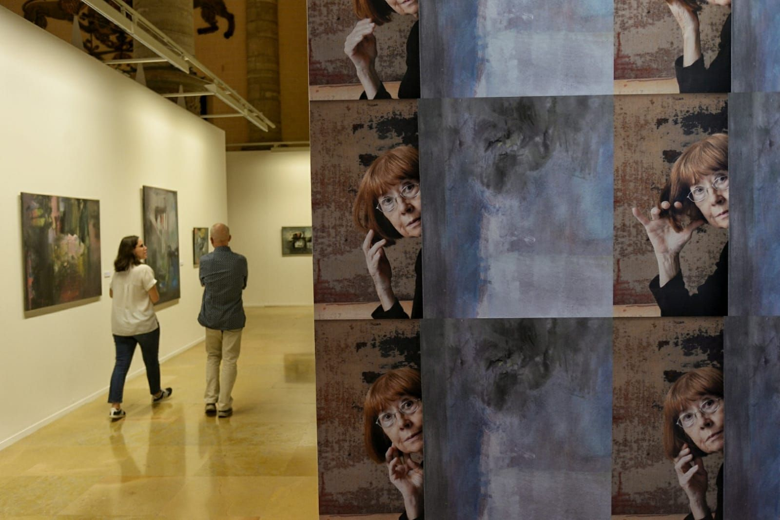 2 Oct 26 Ene Exposición El Vigor De La Duda De Julia Dorado En La Lonja Exposiciones Artistas Museos