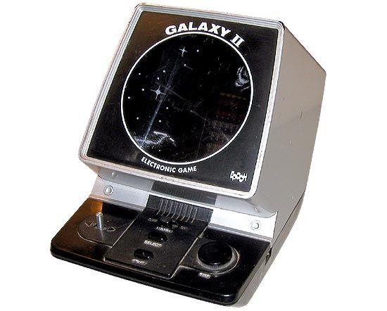 Epoch Galaxy 2   Vintage electronics, Vintage video games, Vintage games