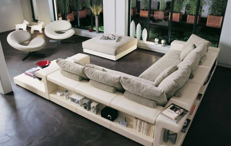 Amazing Sofas By Roche Bobois Luxury