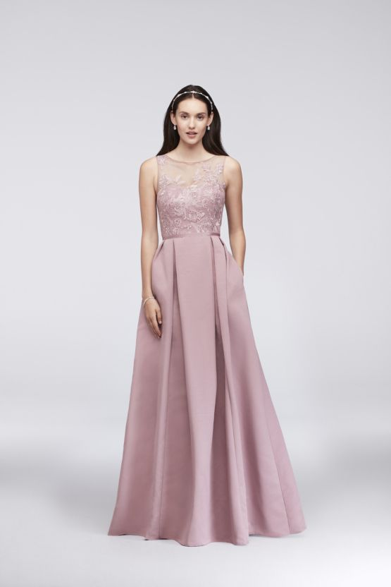 These elegant and timeless bridesmaid dresses will take your breath ...