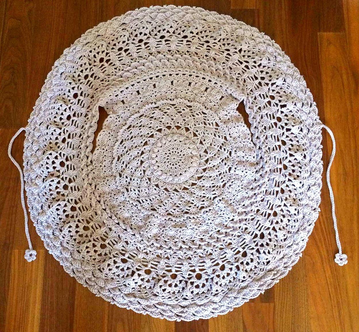 Teil 7 Kreisweste Crochetalong | Pinterest | Häkeln, Stricken und ...