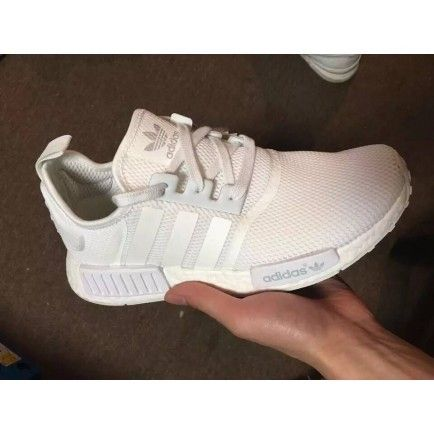 4c10d674a Adidas Originals NMD All White - NMD Runner