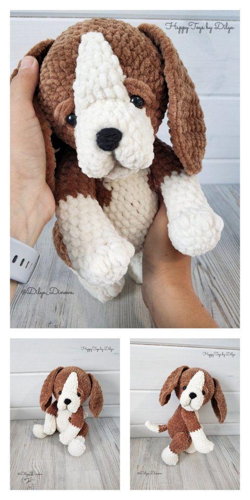 Amigurumi Cute Dog Free Pattern – Free Amigurumi Patterns