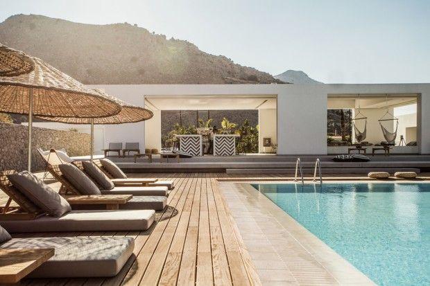Casa Cook Sur L'île Grecque De Rhodes Par Vana Pernari
