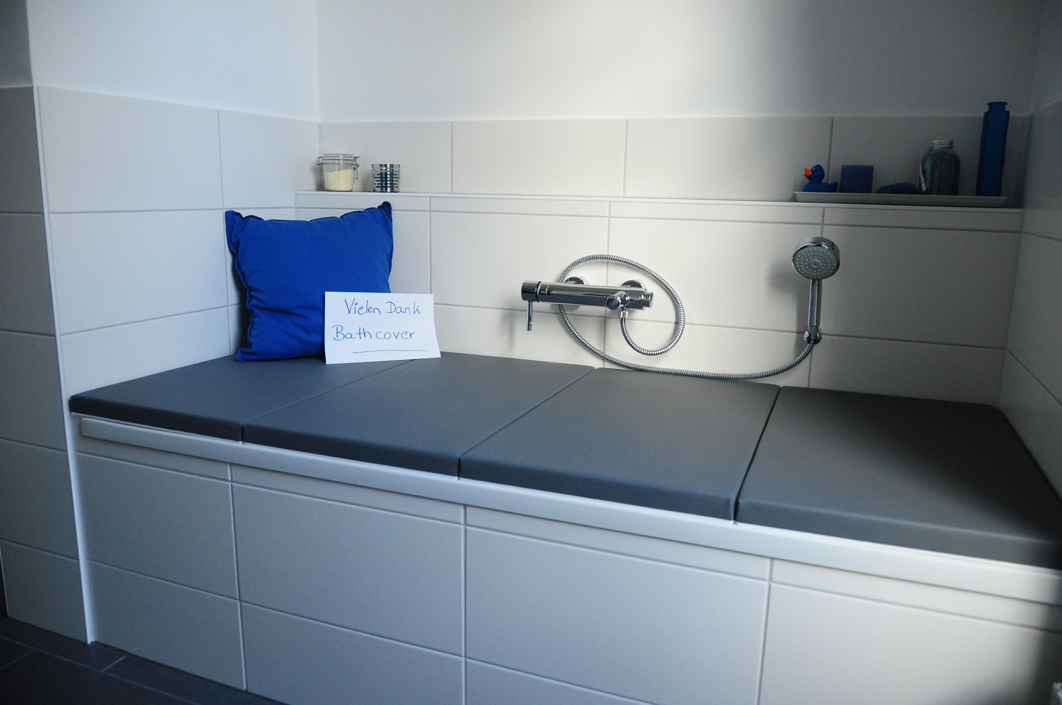 Mehr Informationen Und Beispiele Auf Unserer Homepage Badewannenabdeckung Badewanne Abdeckung Baden