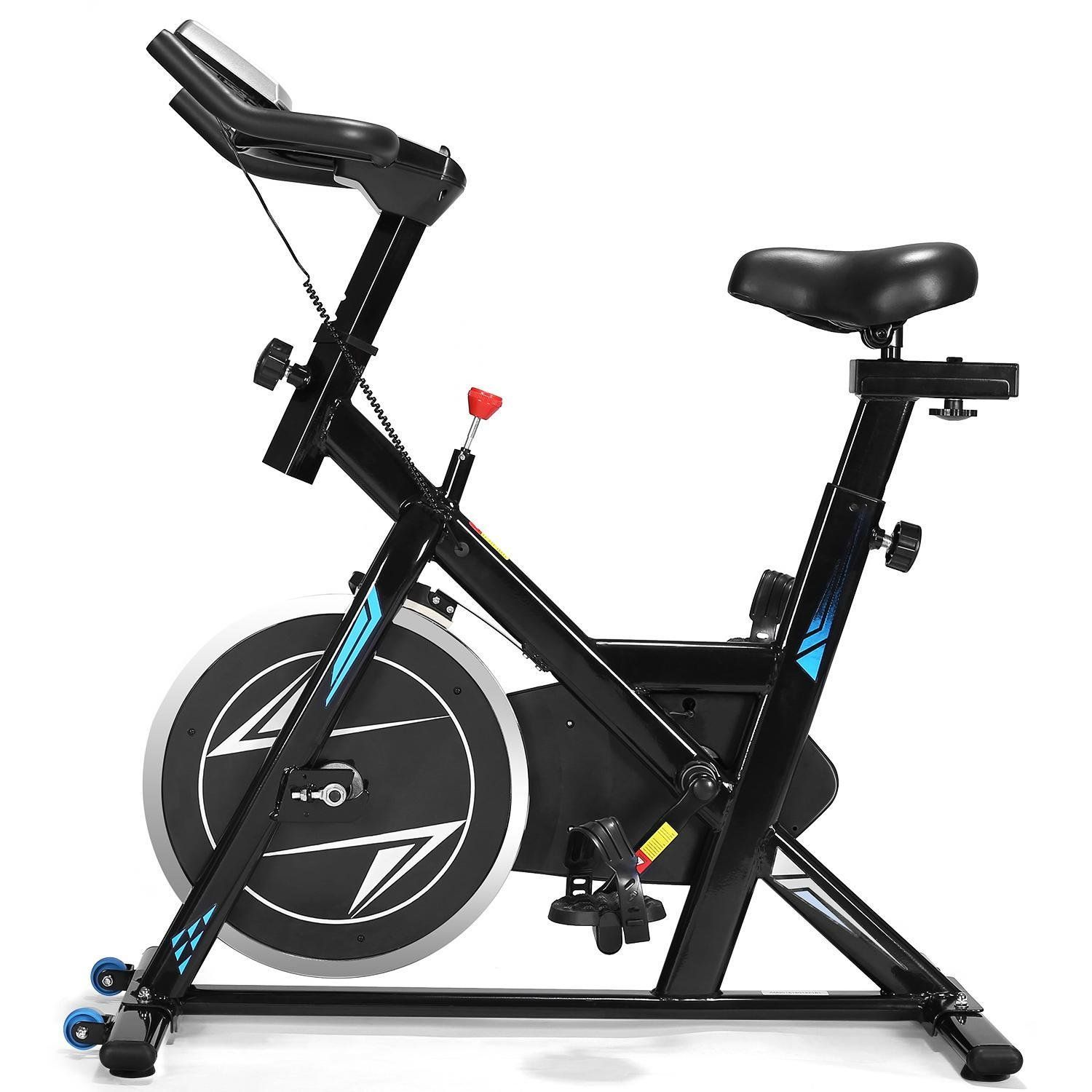 Rapesee Indoor Stationary Bike Exercise Cycle Professional Spin