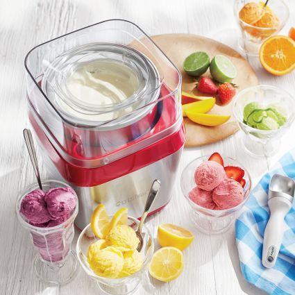 Cuisinart The Fruit Scoop Ice Cream Maker Available At Surlatable Best Ice Cream Maker Ice Cream Maker