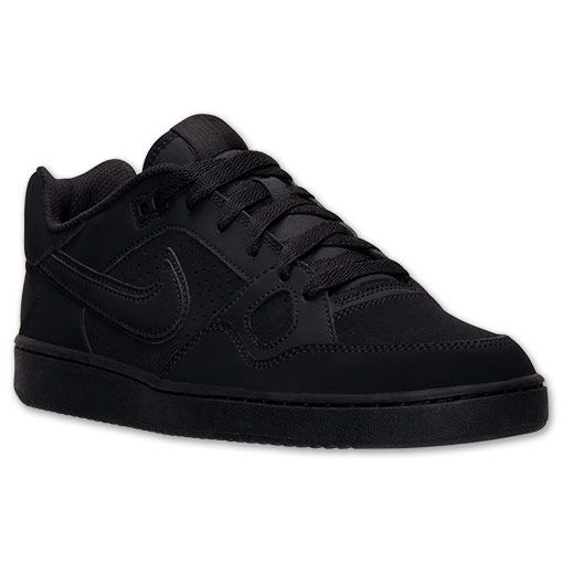 HAVE    Men s Nike Son of Force Low Casual Shoes Black Black Black Sale  Online 848a4c108