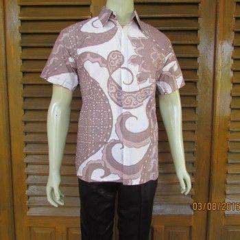 HEM BATIK PRIA TULIS RC631  Toko Baju Batik Online  Belanja