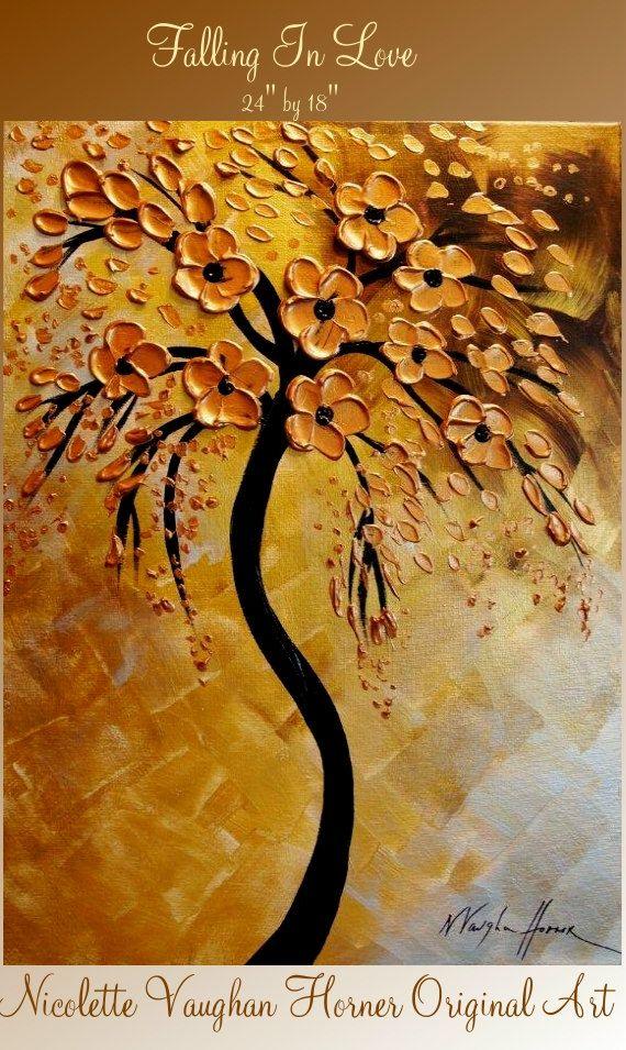 Original contemporary   abstract Impasto oil/acrylic  by artmod, $149.00