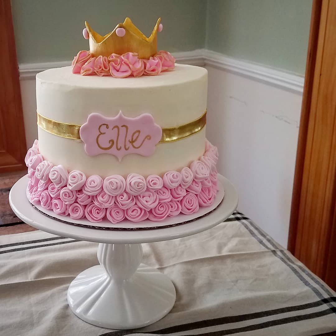 26++ Baby pink baby shower cakes trends