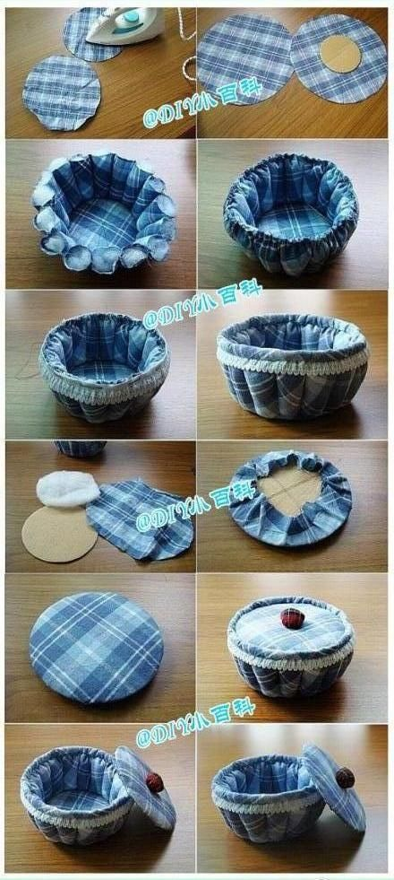 DIY Fabric Pumpkin Storage Vase Pictures Photos And Images For Facebook Tumblr
