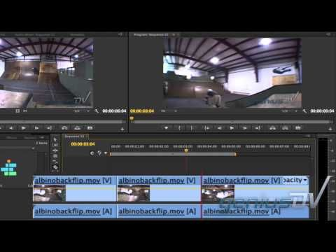 Adobe Premiere Speed Ramp
