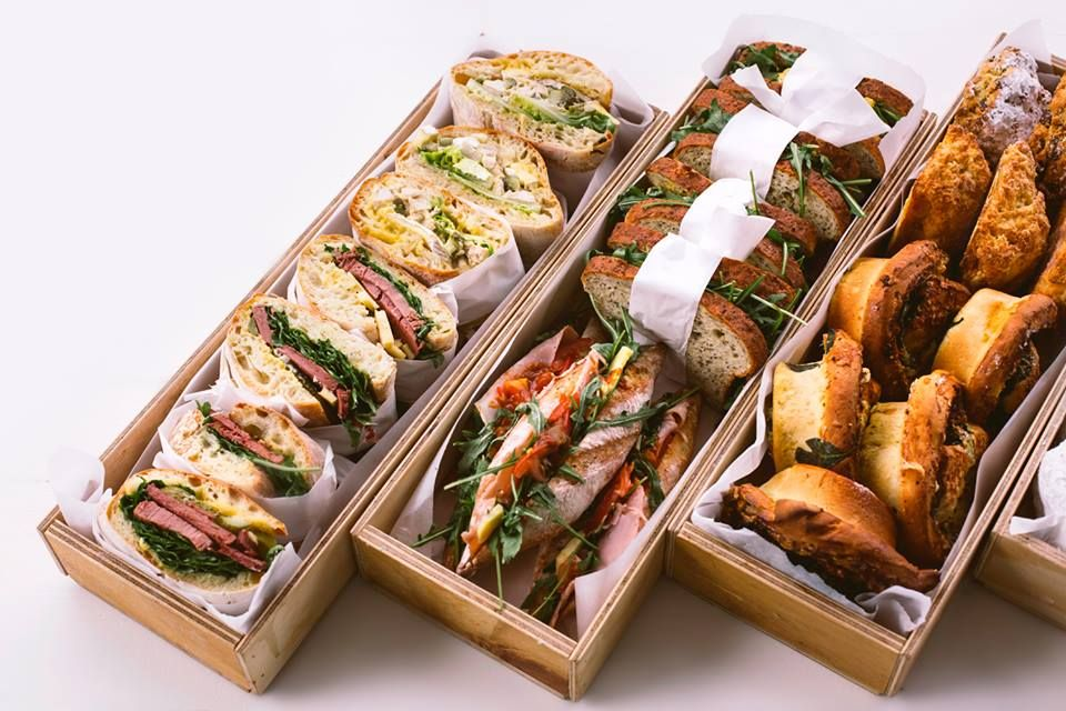 sandwich presentation pinteres. Black Bedroom Furniture Sets. Home Design Ideas