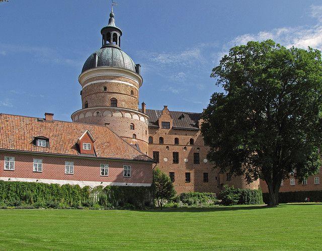 Gripsholms slott (Castle Gripsholm) by JsonLind, via Flickr
