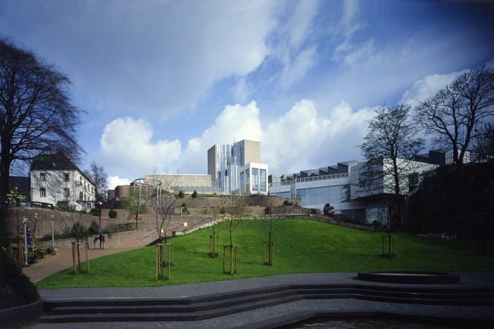 moenchengladbach germany | 073_Städtisches Museum Abteiberg / Germany / Nations / Architecture ...