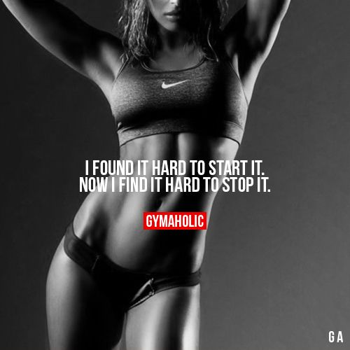 Pin By Shawn Thompson On Fitness Quotes: Gymaholic Healthandfitnessnewswire.com
