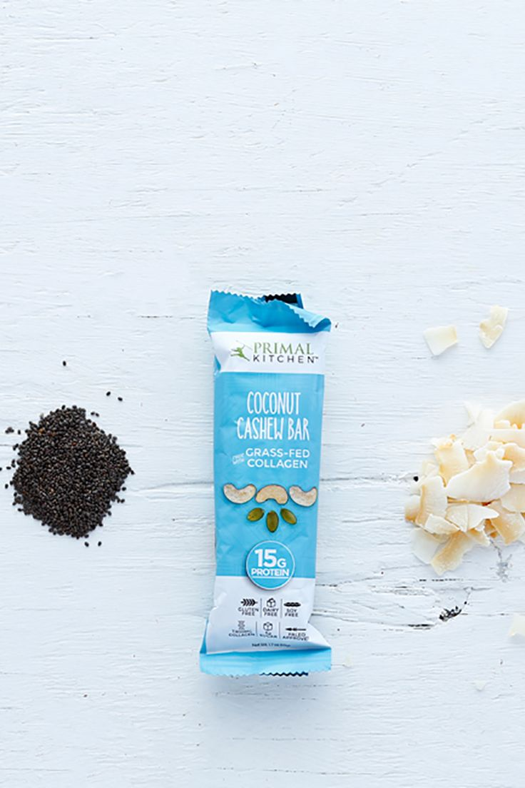 These Paleo Protein Bars Curb Hunger With Coconut, Cashews, and ...