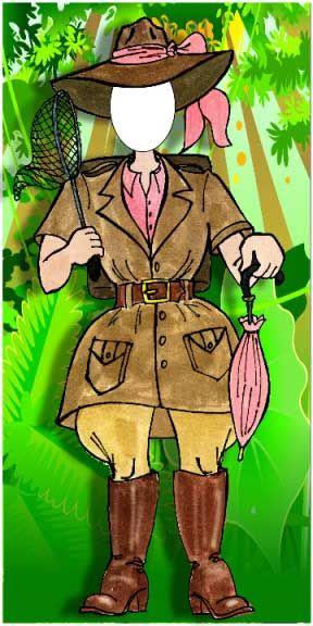 Jungle Safari Party Supplies Decorations